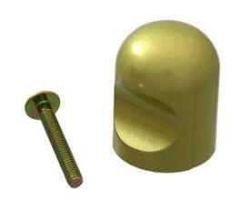 ハイロジック キャノンツマミ 直径25ミリ サテンゴールド