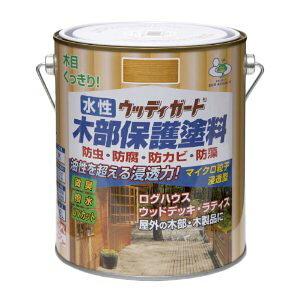 ニッペホームプロダクツ ニッペ 水性ウッディガード 1.6L シルバーグレー【smtb-s】