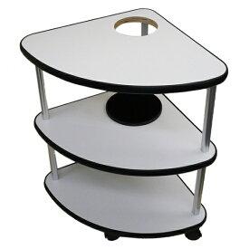 サイドテーブル レギュラーサイズ 灰皿用穴あり(灰皿なし)