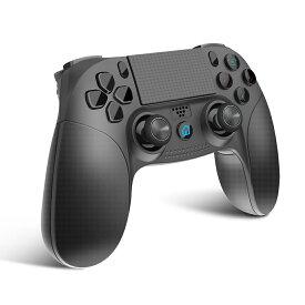 ps4 コントローラー PS4/PS4 Pro/Slimに適用 振動/重力感応/タッチパッド機能搭載