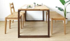 国産の節ありナラ材使用ナラ無垢材ナラ天然木国内の工場で丁寧に作られた無骨で存在感あるスツール木製椅子OAKLAND-ST