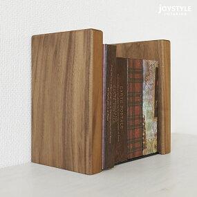 【まとめ買いでお得!3個まで送料一律】ナラ材ナラ無垢材オイル仕上げ無垢材の重量感で本をしっかり支えます木製ブックエンドブックスタンドAタイプDAシリーズネットショップ限定オリジナル設定