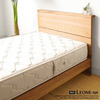 bed frame paulownia drainboard bed leone nr of the innocent low type that is all the natural taste using japanese oak pure materials to 4 size japanese oaks - Double Size Bed Frame