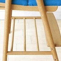 【受注生産商品】ナラ無垢材木製成長に合わせて子供から大人まで使えるナラ材の子供チェア勉強椅子学習椅子学習デスクと合わせて使えるキッズチェアLIPO-KC