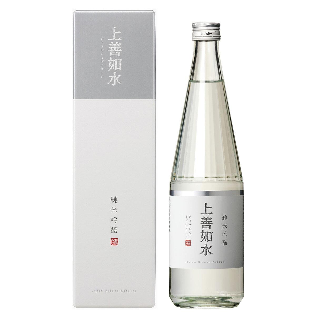 白瀧酒造 上善如水 純米吟醸 720ml 日本酒 新潟