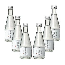 白瀧酒造 上善如水 純米吟醸 300ml×6本入り 日本酒 新潟