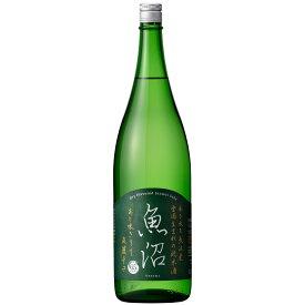 白瀧酒造 淡麗辛口魚沼 純米 1800ml 日本酒 ギフト 新潟