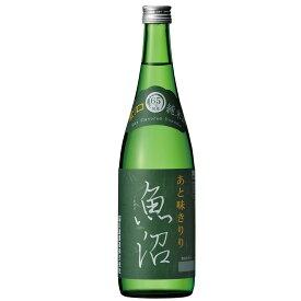 白瀧酒造 辛口魚沼 純米 720ml 日本酒 新潟