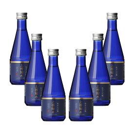 白瀧酒造 上善如水 純米大吟醸 300ml×6本入り 日本酒 新潟