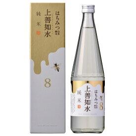 白瀧酒造 上善如水 純米 はちみつ由来酵母 720ml