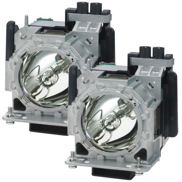 ET-LAD310AW OBH (2灯セット)パナソニック プロジェクター用交換ランプET-LAD310AW 純正バルブ採用交換ランプ 新品・送料無料 保証付 通常納期1週間〜