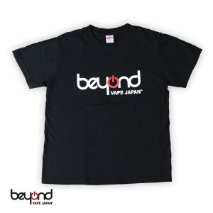 【Beyond Vape Japan】Big Logo T-shirt アパレル【レビューで300円クーポン】
