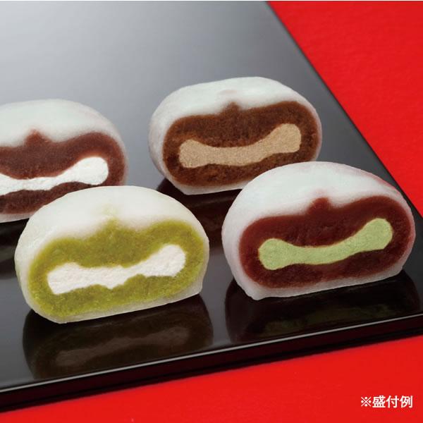 喜久水庵 喜久福 生クリーム大福 20個 仙台 お土産 生クリーム ホイップ 冷凍 スイーツ ギフト 和菓子 送料込