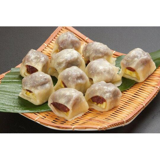【くま純】 熊本いきなり団子 ミニ 30個入 送料込 だんご 和菓子 スイーツ おやつ 手土産 お土産