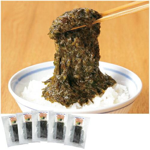 函館前浜産ねばり三海藻5袋