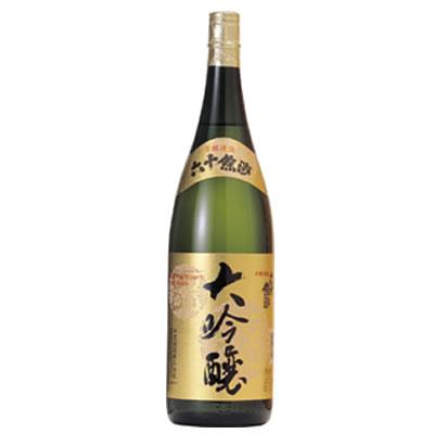 今里酒造 大吟醸 六十餘州(1800ml)J51Z01 【長崎土産】【常温】