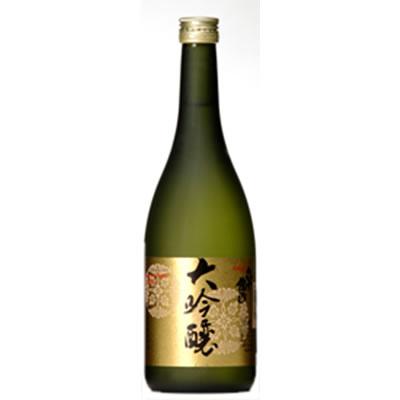 今里酒造 大吟醸 六十餘州(720ml)J51Z00【長崎土産】【常温】