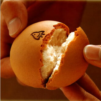 发挥材料的好吃的菓子千鳥饅頭総本舗博多銘菓、千鸟包子(6个装)I83C02