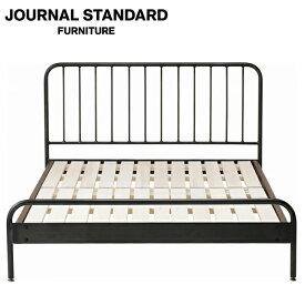 journal standard Furniture ジャーナルスタンダードファニチャー SENS BED SEMI DOUBLE サンク ベッドフレーム セミダブルサイズ 127×200cm B00JN5A14S 家具 【送料無料】【ポイント10倍】