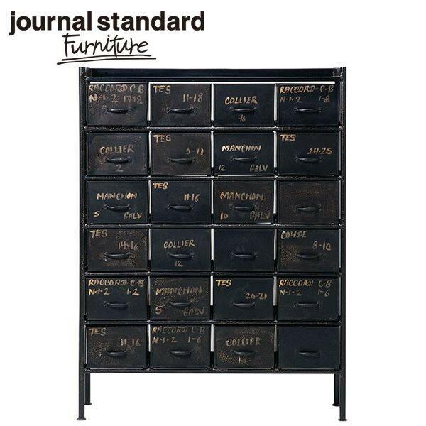 journal standard Furniture ジャーナルスタンダードファニチャー GUIDEL 24DRAWER CHEST ギデル 24ドロワーチェスト 幅100cm B00FRZI9CE【ポイント10倍】