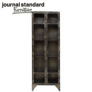 journalstandardFurnitureジャーナルスタンダードファニチャーGUIDELMESHLOCKER2DOORSギデルメッシュロッカー2ドアー幅67×高さ190cmB00J58T06I【送料無料】