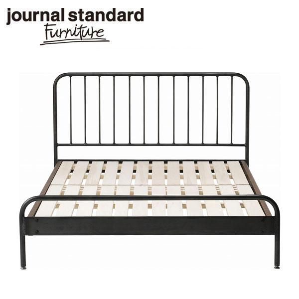 journal standard Furniture ジャーナルスタンダードファニチャー SENS BED SEMI DOUBLE サンク ベッドフレーム セミダブルサイズ 127×200cm B00JN5A14S【ポイント10倍】【送料無料】