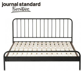 journal standard Furniture ジャーナルスタンダードファニチャー SENS BED DOUBLE サンク ベッドフレーム ダブルサイズ 147×200cm B00JN5A3LY【ポイント10倍】