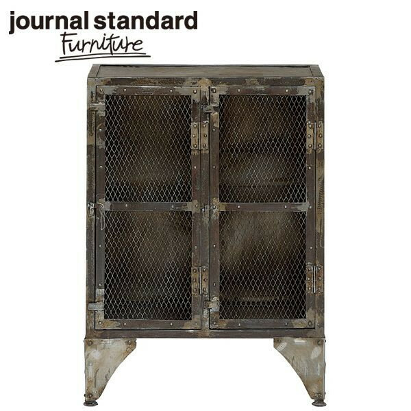 journal standard Furniture ジャーナルスタンダードファニチャー GUIDEL MESH LOCKER LOW ギデル メッシュロッカー ロー 幅67×高さ93cm B00MHCX8A8【送料無料】【ポイント10倍】