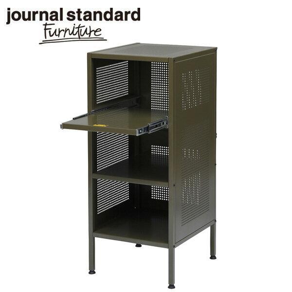 journal standard Furniture ジャーナルスタンダードファニチャー ALLEN STEEL SHELF SNALL KHAKI スチール シェルフ【送料無料】【ポイント10倍】