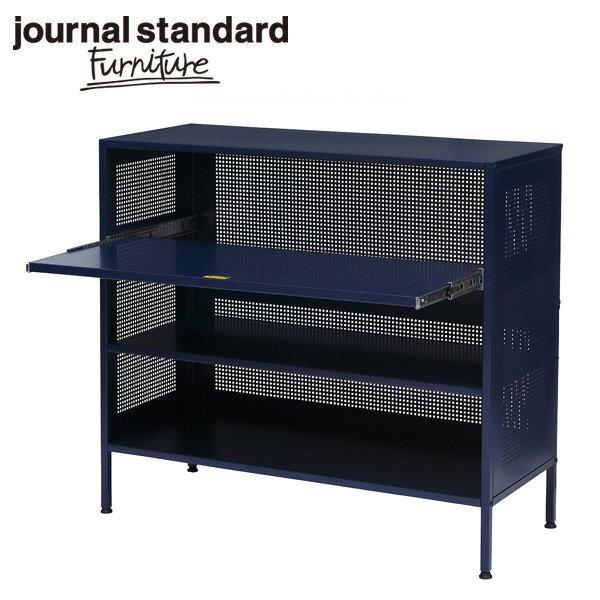 journal standard Furniture ジャーナルスタンダードファニチャー ALLEN STEEL SHELF NAVY スチール シェルフ【送料無料】【ポイント10倍】