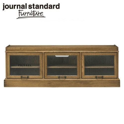 journal standard Furniture ジャーナルスタンダードファニチャー BOND TV BOARD ボンド テレビボード ライトブラウン テレビ台【送料無料】【ポイント10倍】