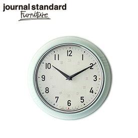 journal standard Furniture ジャーナルスタンダードファニチャー GENT WALL CLOCK MINT GREEN ゲント ウォールクロック ミントグリーン 時計 掛け時計 掛時計【ポイント10倍】