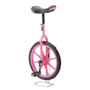 エバニュー(EVERNEW) 一輪車(ノ-パンク)16 EKD136 ピンク