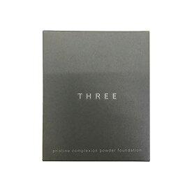 THREE(スリー) プリスティーンコンプレクションパウダーファンデーション #100(リフィル) [ パウダーファンデーション ] [並行輸入品]