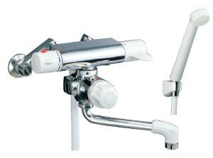 LIXIL(リクシル) INAX サーモスタット付シャワーバス水栓 エコフルスプレーシャワー BF-M140TSD