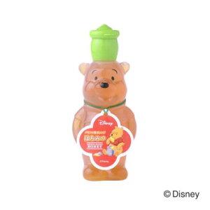 くまのプーさんメキシコ産オレンジはちみつボトル 190g×24本  同梱・代引不可