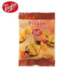 おやつ バター風味 お菓子 Trefin・トレファン社 ゴールデンタフィ 100g×20袋セット 香ばしい ベルギー 無着色 飴 キャンディ 甘さ 濃厚 同梱・代引不可