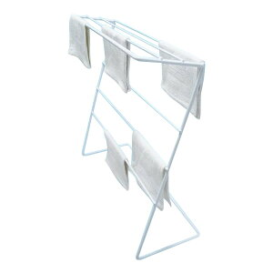 ぞうきんスタンド 大容量 物干し ダスタースタンド Z型 21枚掛け タオル掛け 雑巾 タオルハンガー 清掃用品 タオルラック 同梱・代引不可
