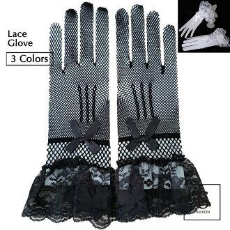 美貌與黑色蕾絲手套 P12Jul15