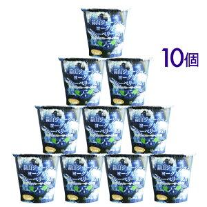 ヨーグルト ギフト 送料無料 ラッピング対応 蒜山ジャージーヨーグルトブルーベリー果汁10個セット
