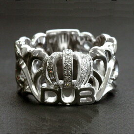 【DUB collection ダブコレクション】シルバー リング りんぐ 指輪 RING【楽ギフ_包装選択】