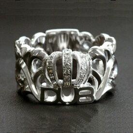 受注商品【DUB collection ダブコレクション】シルバー リング りんぐ 指輪 RING【楽ギフ_包装選択】