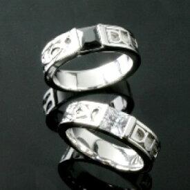 【DUB collection ダブコレクション】 シルバー リング(ペア) SV 指輪 RING【楽ギフ_包装選択】