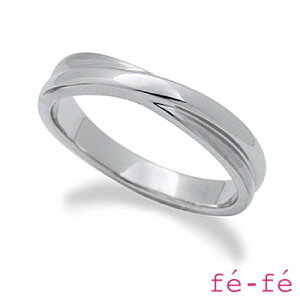 【fe-fe フェフェ】ステンレス リング メンズ ペア スーパースチール fe-208【楽ギフ_包装選択】