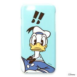 【ディズニーiPhone6用ポリカーボネイトハードケース】【ドナルドダック】pgdcs865dndiphone6disneyケースアップルポイント送料無料apple4562358078651