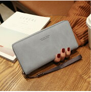 6色 長財布 レディース 大容量 革 ラウンドファスナー レザー 使いやすい おしゃれ ロングウォレット カード 収納 小銭入れ 多機能 財布 ストラップ