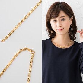24金 K24 純金 ネックレス オーキッドデザインネックレス 約45cm 約7.5g【造幣局品位証明刻印】