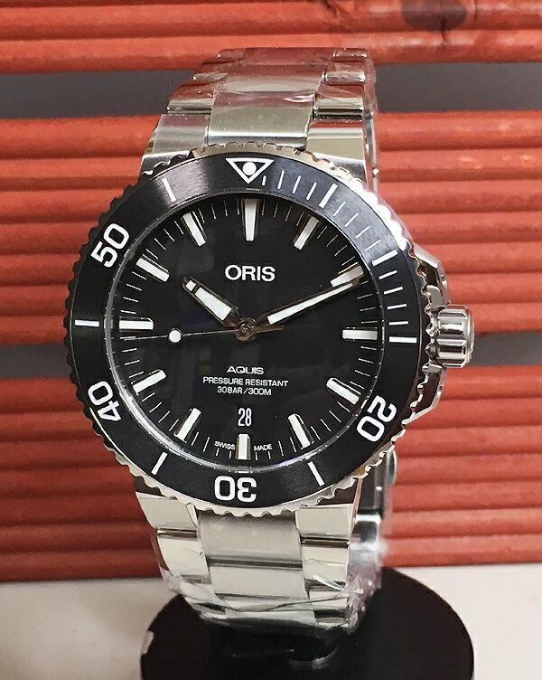 オリスジャパン正規3年保証 ORIS オリス 腕時計 メンズ ウォッチ アクイスダイバーズ 733.7730.4154M 自動巻き ダイバーズウオッチ ギフト 人気 ラッピング無料 国内正規3年保証 あす楽対応
