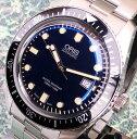 オリスジャパン正規3年保証 オリス ORIS 腕時計 ダイバーズ65 腕時計 メンズウォッチ 濃紺カラーの文字盤 733.7720.4055M ギフト 人気 …