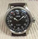 【スーパーセール期間中特別価格】 新品 ORIS オリス 腕時計 メンズ ウォッチ ビッククラウンポインターデイト 754.7741.4064FBR ギフ…